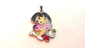 Dora the Explorer Pendant 4