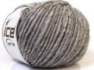 Etno Alpaca Wool Yarn - Gray