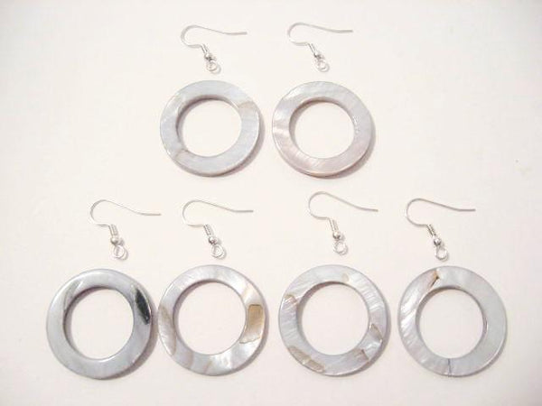 Earrings Kit - Make 3 Pairs Circular Earrings
