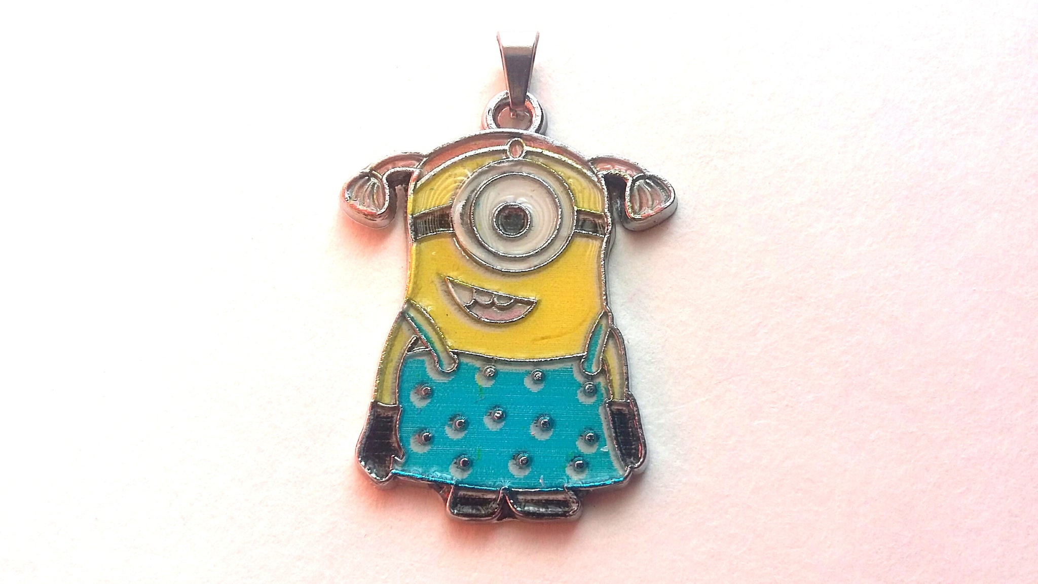 """Despicable Me"" Minion Pendant 4"