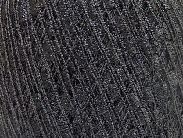 Trellis Ladder Yarn - Black Beauty (mini)