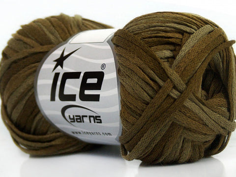 Violino Yarn - Dark Brown Khaki