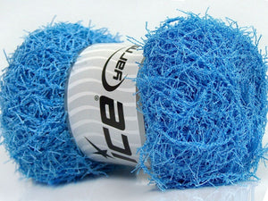 Scrubber Twist Yarn - Light Blue