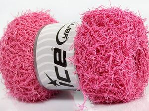 Scrubber Twist Yarn - Pink