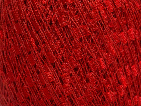 Trellis Ladder Yarn - Rock 'n' Red (mini)