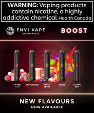 ENVI Disposable - Envi Boost