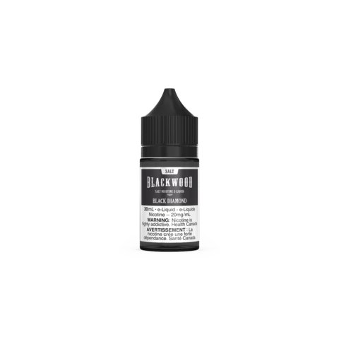 BLACK DIAMOND SALT BY BLACKWOOD - League of Vapes