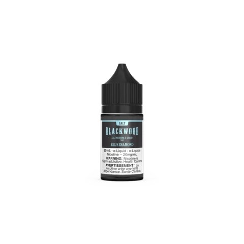 BLUE DIAMOND SALT BY BLACKWOOD - League of Vapes