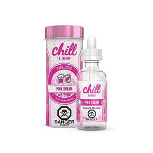 CHILL E-LIQUIDS PINK DREAM - League of Vapes