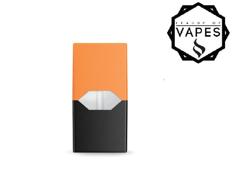 [Discontinued] JUUL Mango Pods 3% (4 Pods/Pack) - League of Vapes