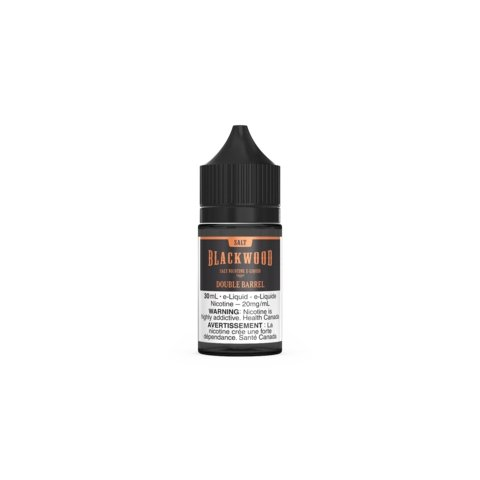 DOUBLE BARREL SALT BY BLACKWOOD - League of Vapes