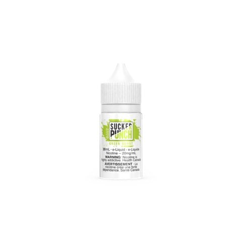 GREEN BURST BY SUCKER PUNCH SALT - League of Vapes