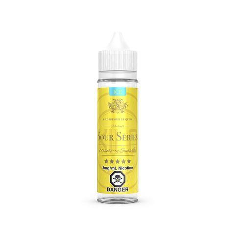 KILO STRAWBERRY SOURS ICE - League of Vapes