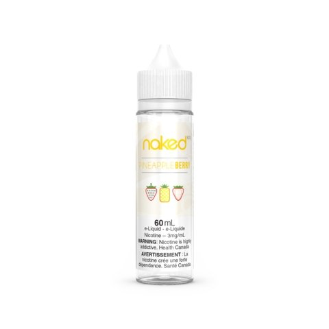 NAKED100 PINEAPPLE BERRY (BERRY LUSH) - League of Vapes