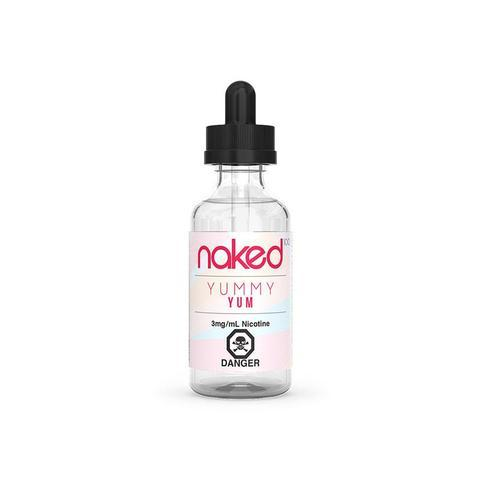 Naked100 TRIPLE STRAWBERRY (Yummy Yum) - League of Vapes