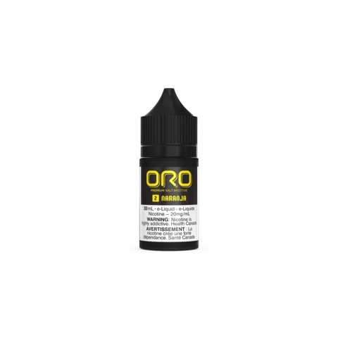 NARANJA BY ORO SALT - League of Vapes