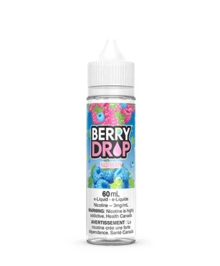 RASPBERRY BY BERRY DROP - League of Vapes