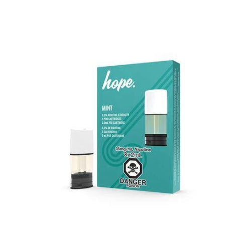 STLTH POD PACK - HOPE MINT (3 PACK) - League of Vapes