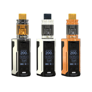 Wismec Reuleaux RXGEN3 Dual with GNOME King Kit - League of Vapes