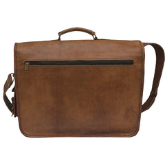 Bullet Blocker Leather Nomad Carryall