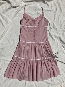 RUFFLE PRAIRIE DRESS
