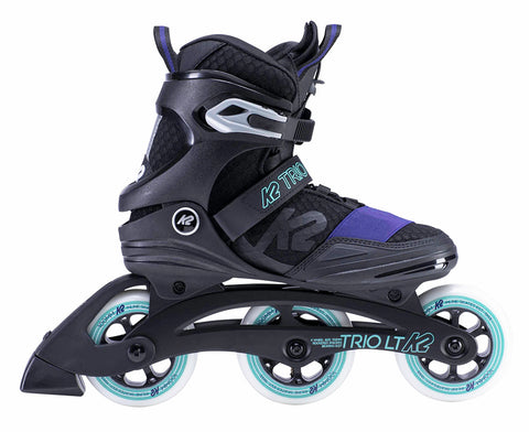 Patines K2 Trio LT W 100mm