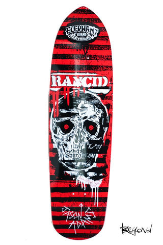 "Tabla Elephant Pro Model Jason Adams Rancid 9"" x 32.5"""