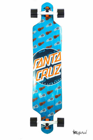 LONGBOARD SANTA CRUZ TROPIC DOT 41""