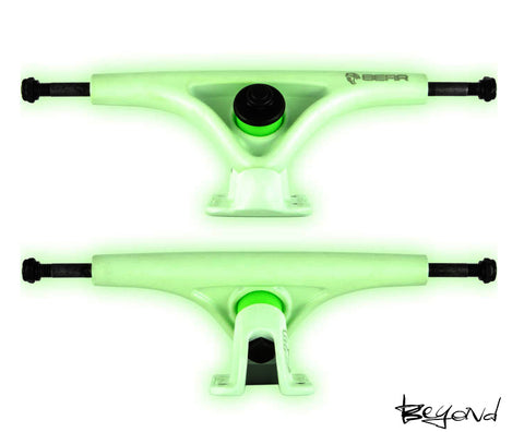 Trucks BEAR GRIZZLY GLOW GEN 5 de 181mm