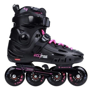 Patines Eclipse F5s negro rosa