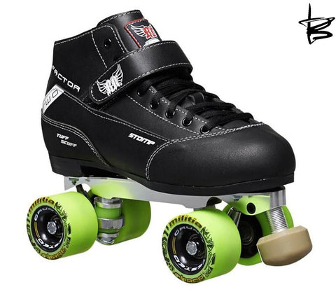 Patines Elite Stomp Factor 2