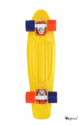 patineta penny  THE CHAMP 22""