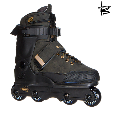 Patines K2 Unnatural agresivos