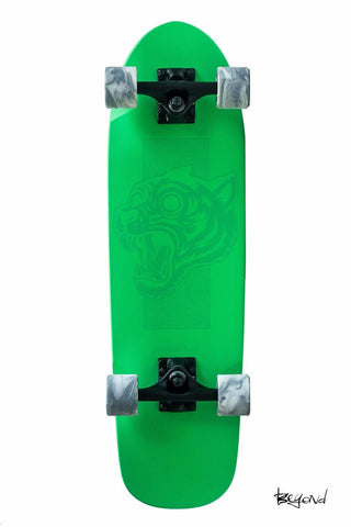 Patineta Landyachtz Dinghy Green Tiger