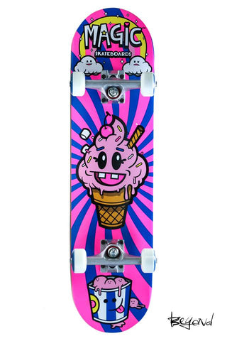 Patineta Hosoi Magic Cherry mini