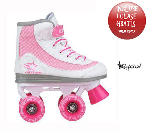 Patines Roller Derby Fire Star