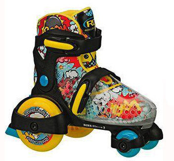 Patines Roller Derby Fun Roll