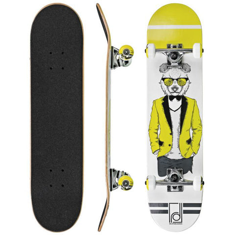 "PATINETA R D MR BEAR 7.5"" x 31"""