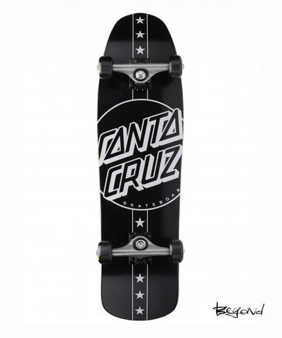 Patineta Street SANTA CRUZ SPANGLED 30.6""