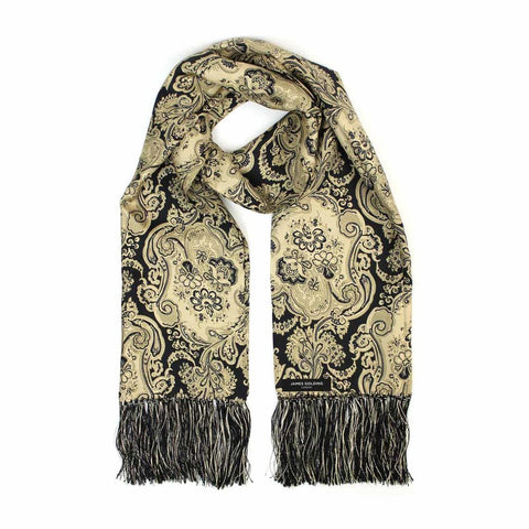 REGAL SCARF SILK WIDE