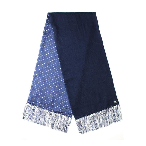 Image of KASHMIR SCARF BLUE