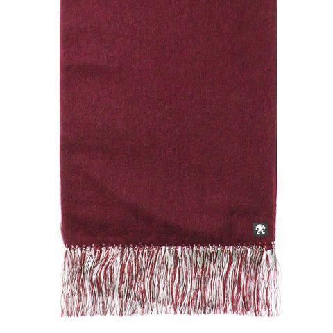 Image of KASHMIR SCARF RED