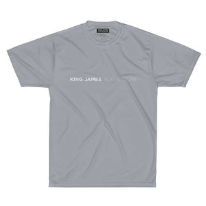 ACTIVEWEAR T-SHIRT SILVER