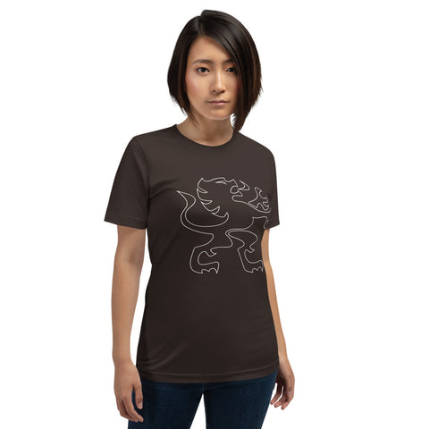 Image of LEO T-SHIRT UNISEX
