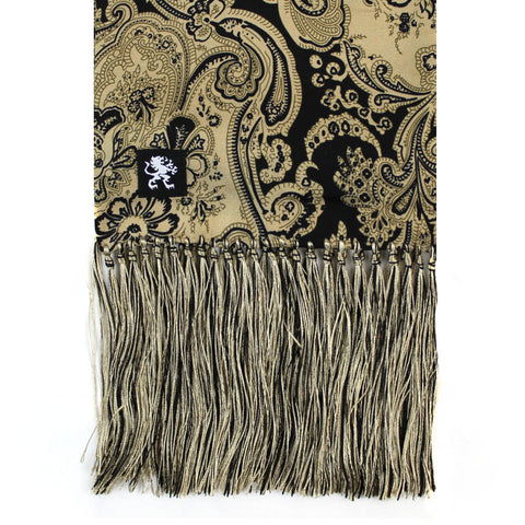 REGAL SCARF SILK NARROW