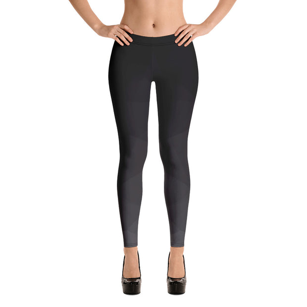 Black Prism Full-Length Leggings