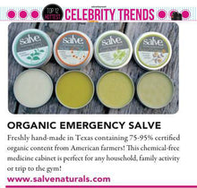 Load image into Gallery viewer, Breathe Deeply Salve (Natural Vapor Rub) FDA Listed