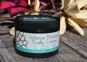 Intense Moisture Body Cream (4 oz)