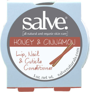 Honey & Cinnamon  Lip/Nail/Cuticle Conditioner