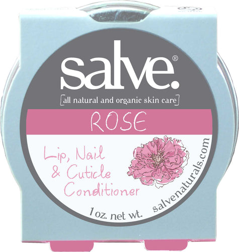 Rose Lip/Nail/Cuticle Conditioner